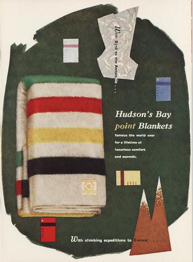 hudson bay blanket